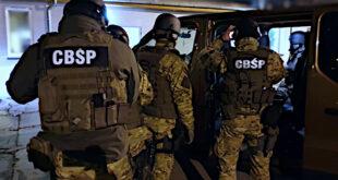 Akcja antyterrorystów na Osowej w Gdańsku. Zatrzymane dwie osoby-nic więcej nie wiadomo
