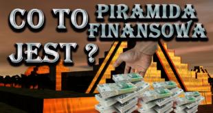 Piramida finansowa: co to jest? Jak rozpoznać piramidę i nie dać się naciąć?