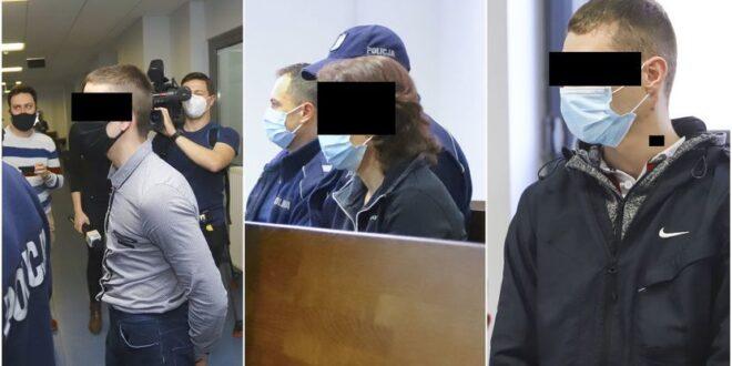 Porwanie, pobicie i gwałt na 18-latce. Dwaj bracia i matka wywieźli dziewczynę do lasu