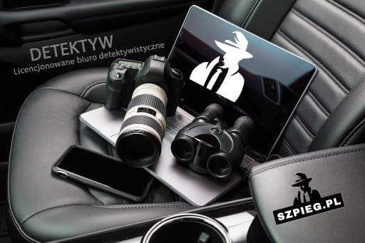 szpieg.pl, licencjonowane biuro detektywistyczne